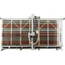 Вертикальный форматно-раскроечный станок для композитных и алюминиевых панелей CPME 20-40