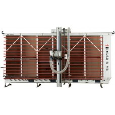 Вертикальный форматно раскроечный станок для композитных и алюминиевых панелей СPME 2B 20-40