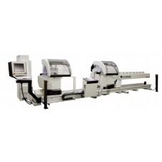Двухголовая пила для сложных комбинированных резов фасадов FomIndustrie KEOPE E1