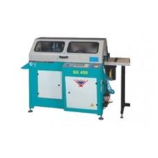 Автоматическая пила серийной резки сухарей (закладных) Yilmaz SK 450