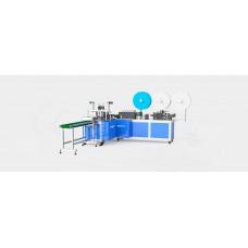 Автоматическая линия для производства медицинских масок FLK120