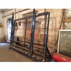 Комплект оборудования для производства оконных конструкций из ПВХ