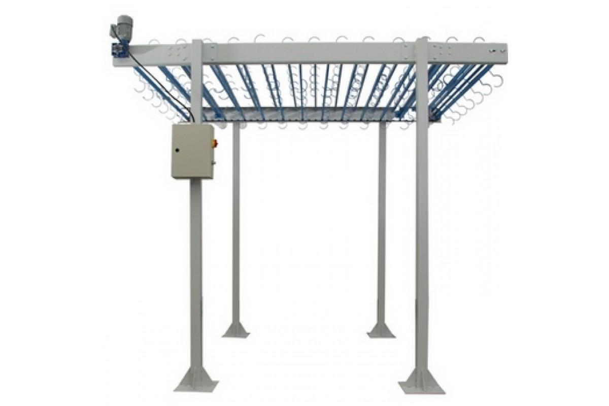 Конвейер дистанционной рамки конвейер винтовой вертикальный