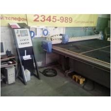 Автоматический CNC стол для раскроя стекла MACOTEC SC3