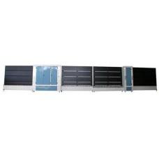 Полуавтоматическая линия сборки стеклопакетов с роликовым прессом Emar M 1601/1602