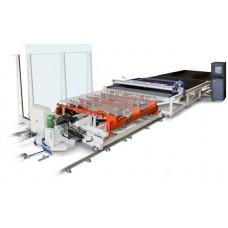 Автоматическая линия для резки стекла OPTIMAC OCS 253-L