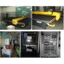 Комплект оборудования до 300 м² стеклопакетов