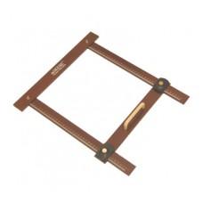 Прямоугольный шаблон для резки стекла