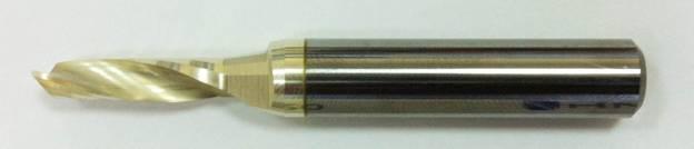 Пальчиковая фреза 5x14x60x8